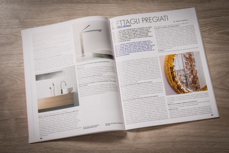 Federico Sgarbossa Editorial